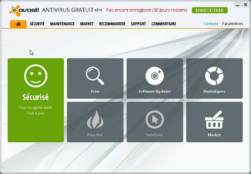 Avast 8 antivirus